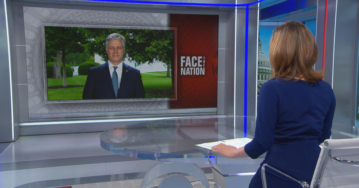 """Full transcript of """"Face the Nation"""" on May 24, 2020"""