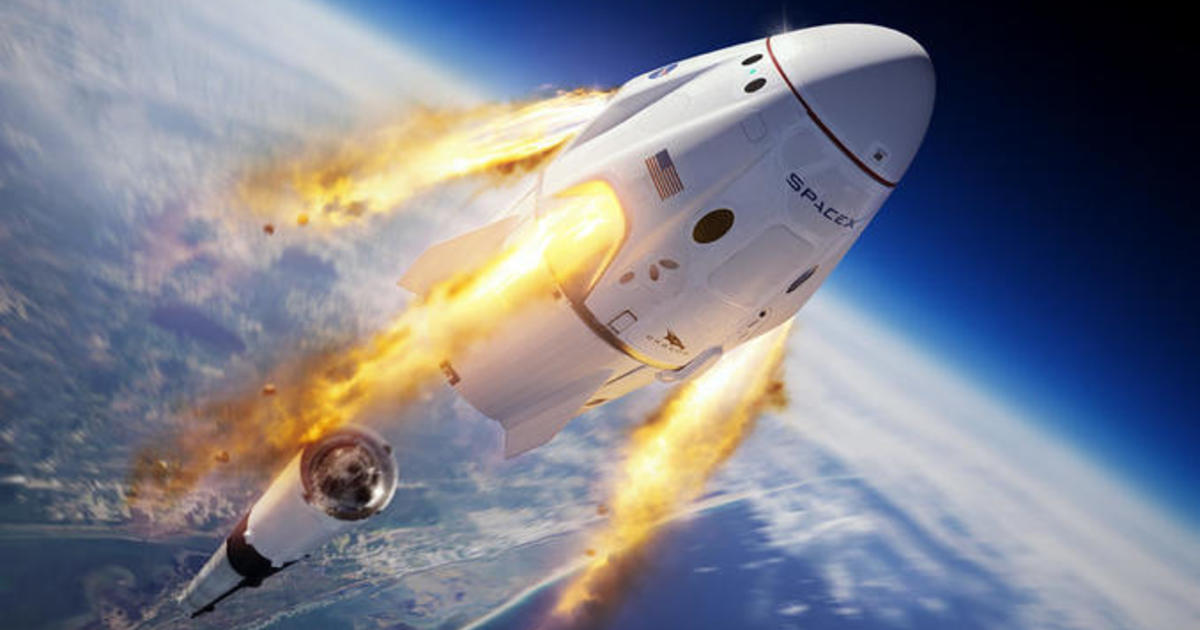 SpaceX Crew Dragon abort system a major boost for crew safety