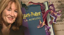 From the 60 Minutes archives: J.K. Rowling