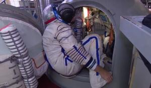An inside look at the Soyuz rocket facility in Moscow