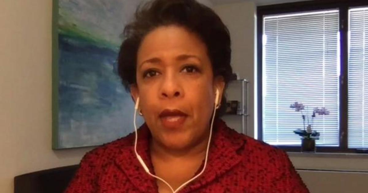 Former AG Loretta Lynch on the case against officer charged with murder for George Floyd's death