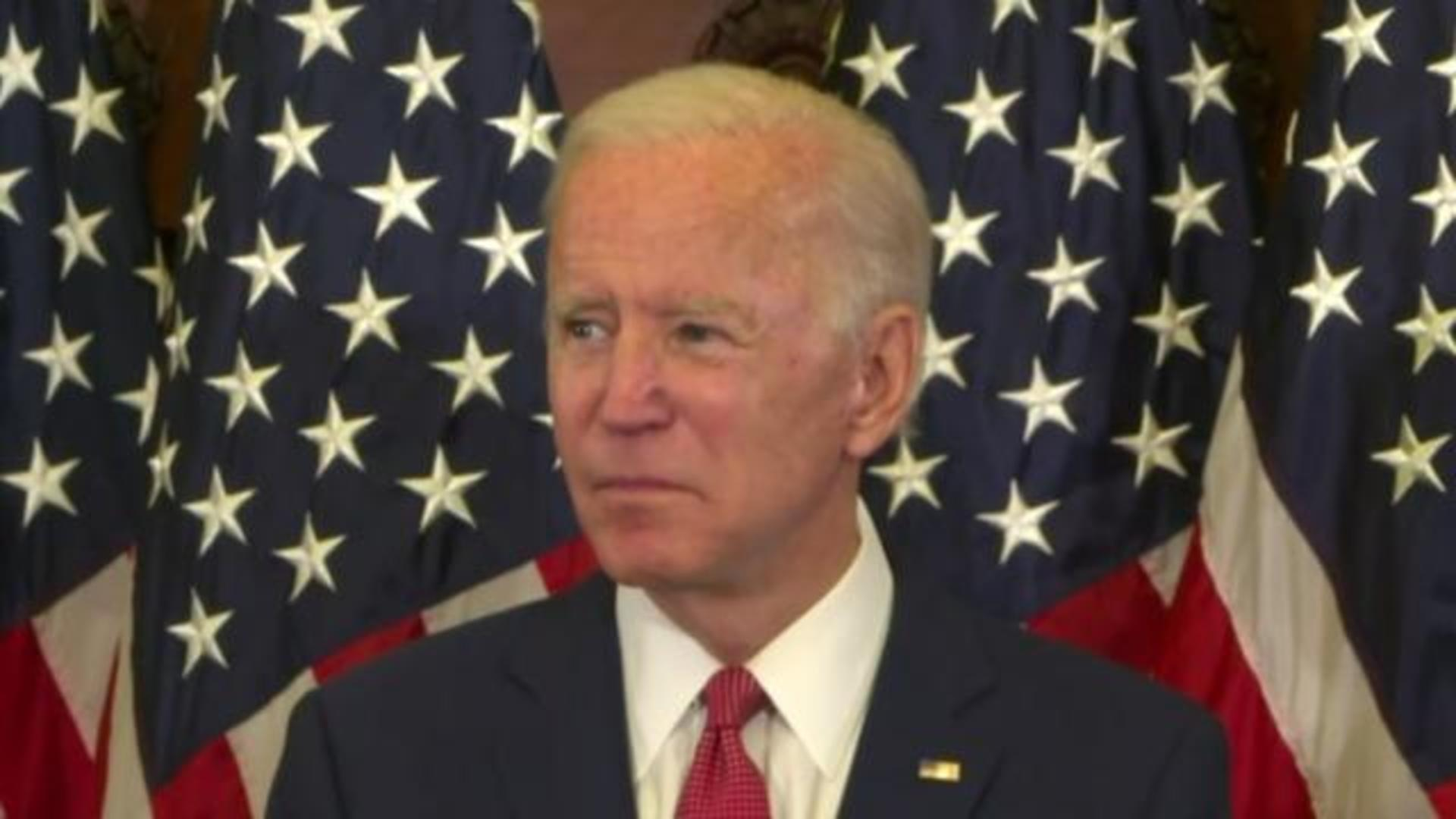 "Biden says country is ""crying out for leadership"" amid protests - CBS News"
