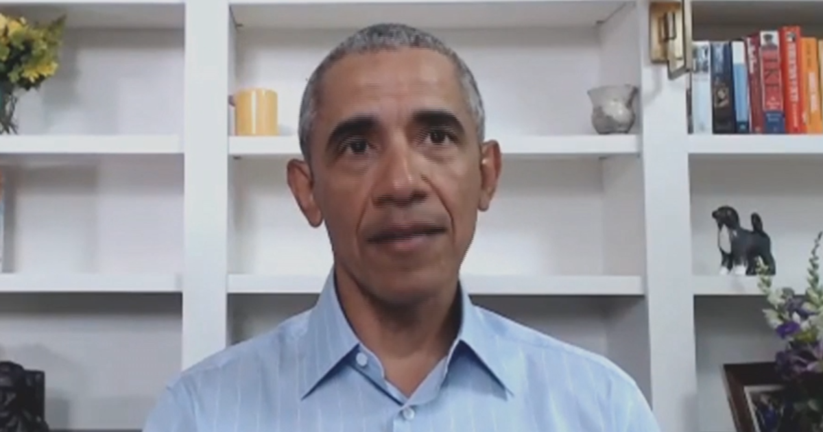 """Obama urges Americans to make """"real change"""" in wake of George Floyd's death"""
