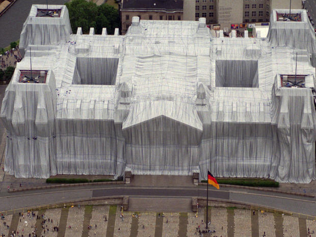 The art of Christo (1935-2020)