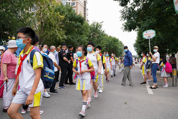 Daily Life In Beijing After Coronavirus Outbreak