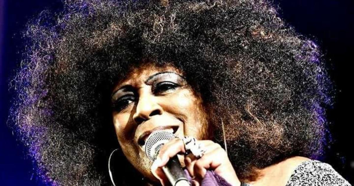 Blues singer Lady A countersues country band with same name