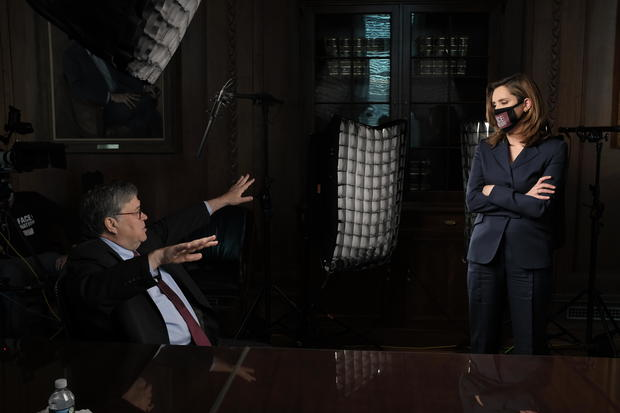 """Behind the scenes of """"Face the Nation"""" with Margaret Brennan"""