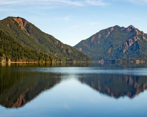 Olympic National Park in Washington