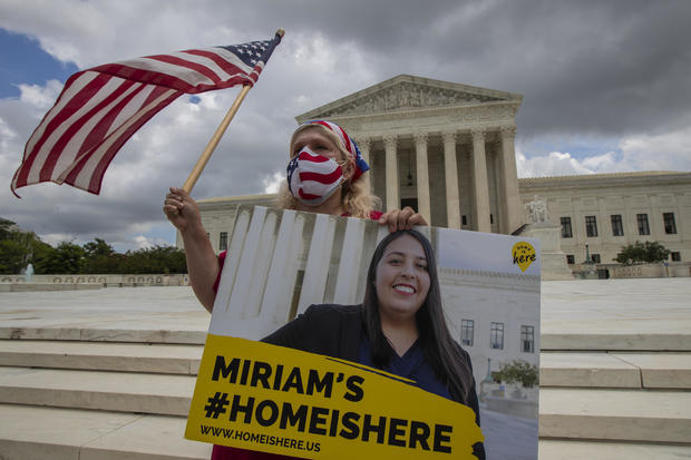 Supreme Court Immigration — DACA