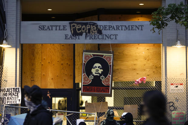 Capitol Hill Autonomous Zone — Seattle
