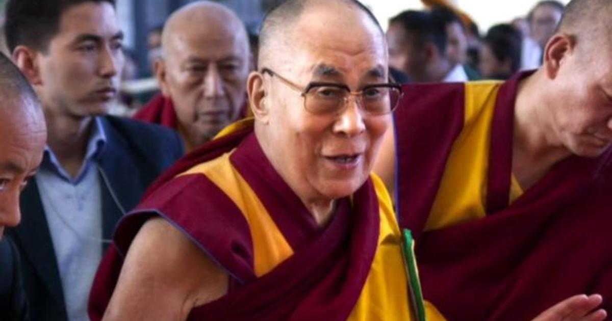 The Dalai Lama On The Coronavirus Donald Trump And Old Thinking In America Cbs News