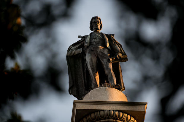 Charleston Mayor Orders Removal Of John C. Calhoun Statue From City's Marion Square