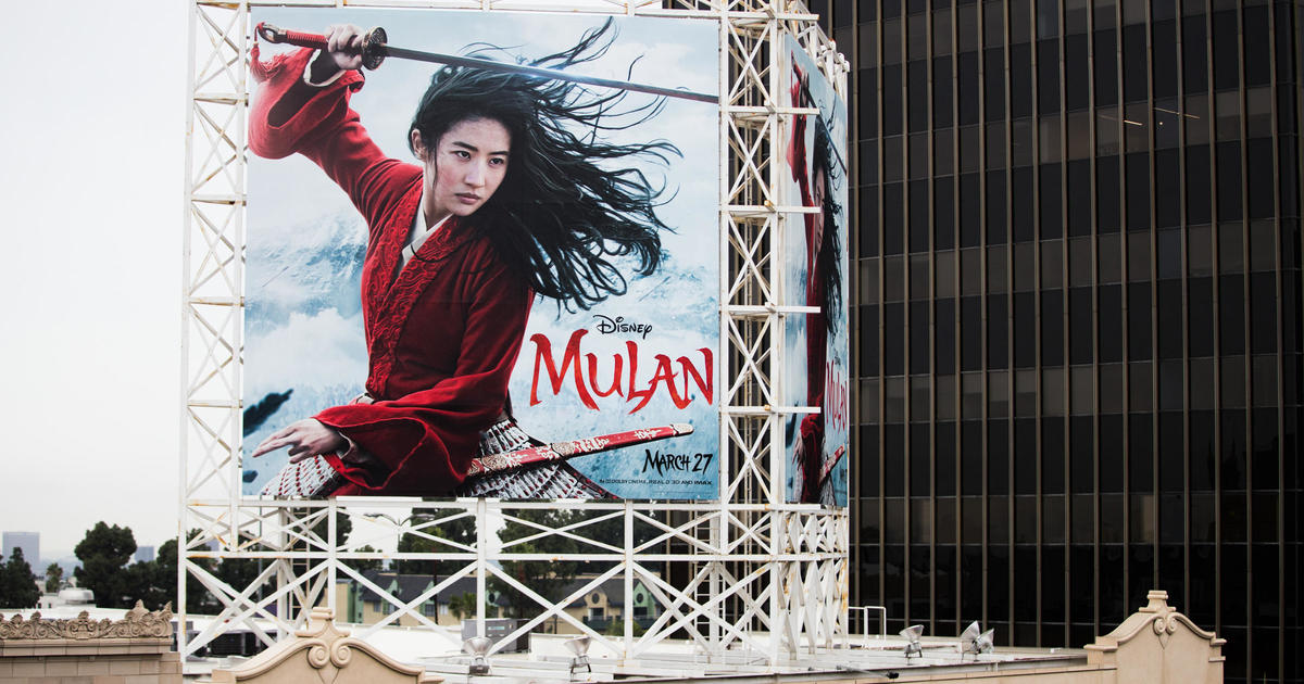 """""""Boycott Mulan"""" trends on Twitter after credits reveal region of China where movie was filmed – CBS News"""
