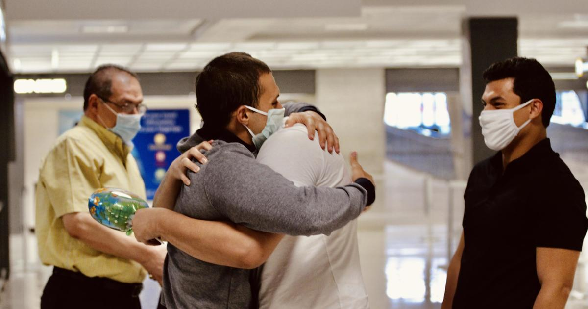 American student detained for 486 days in Egyptian prison returns home