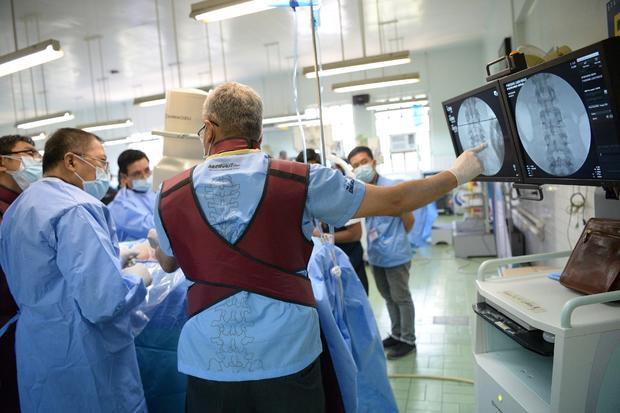 lumbar spine surgery cost