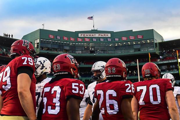 Yale v Harvard