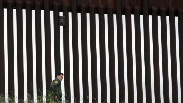 United States Borders