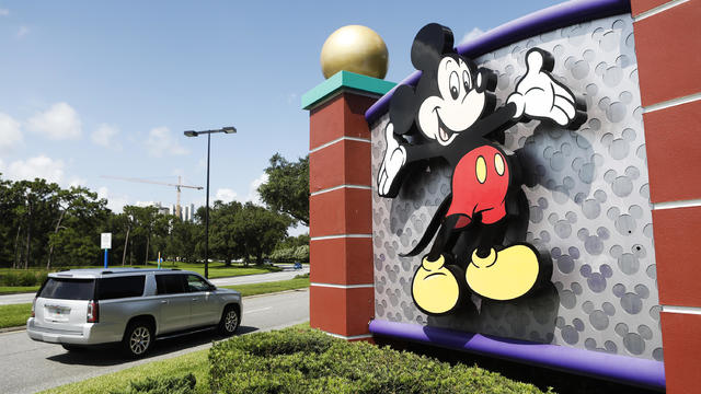 Disney World Opens On Limited Basis To Pass Holders In Lake Buena Vista