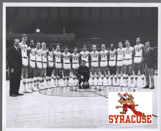 Old Syracuse mascot