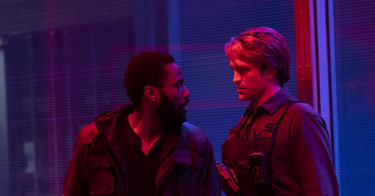 "Christopher Nolan's ""Tenet"" movie release postponed again - CBS News"