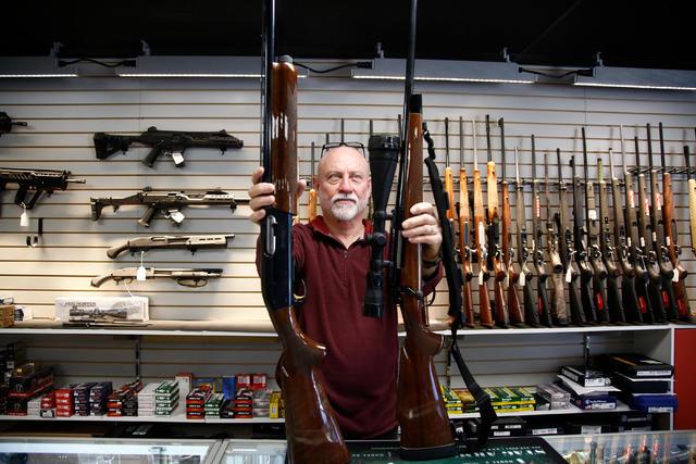 North Carolina gun ownership