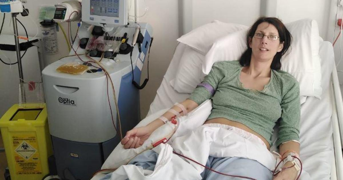 """How the coronavirus almost killed a healthy woman with """"no normal symptoms"""""""