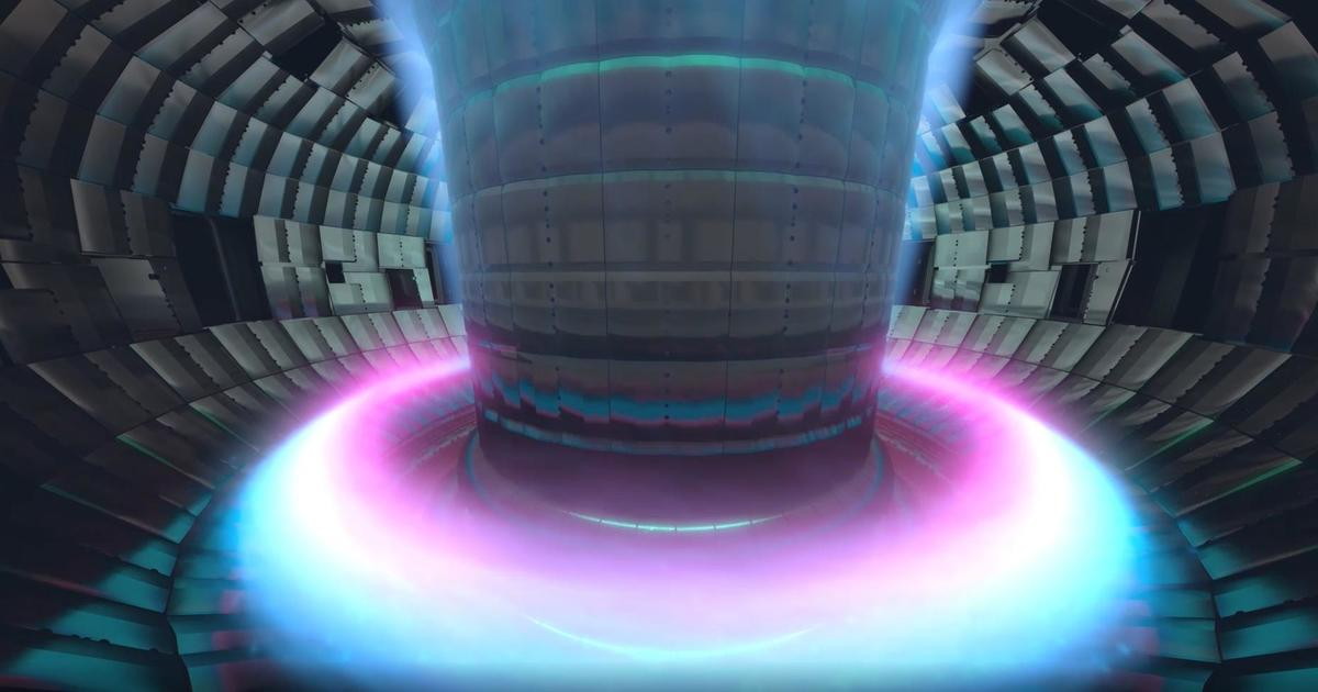 Assembly begins on ITER, a massive scientific project that seeks to replicate the sun's fusion power here on Earth