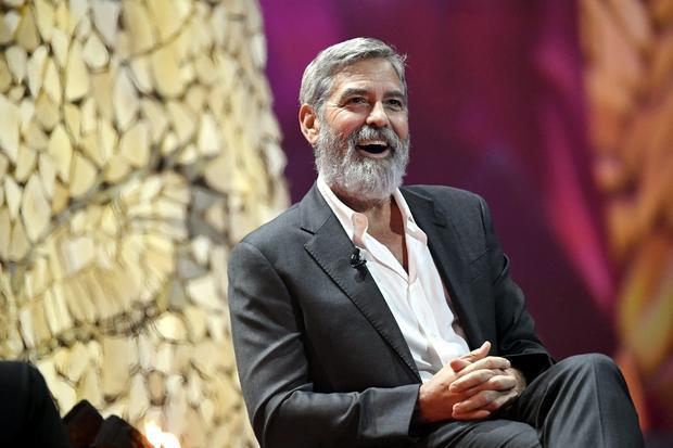 George Clooney Joe Biden