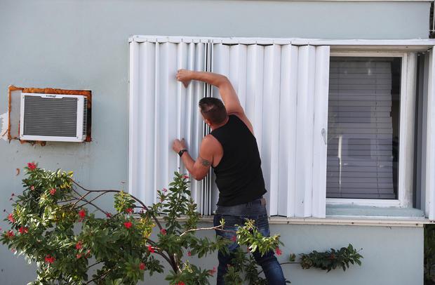 South Florida Prepares For Hurricane Isaias