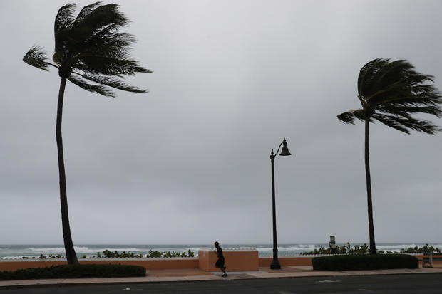 Isaias Remains A Tropical Storm As It Moves Up East Coast