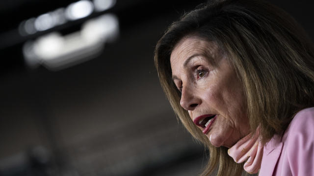 Speaker Pelosi Briefs Press In Weekly News Conference