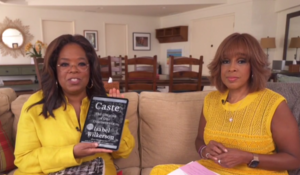 """Oprah: """"All of humanity"""" needs to read book club pick """"Caste"""""""