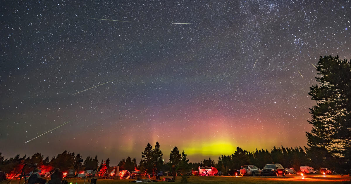 Perseids, the best meteor shower of the year, peaks tonight