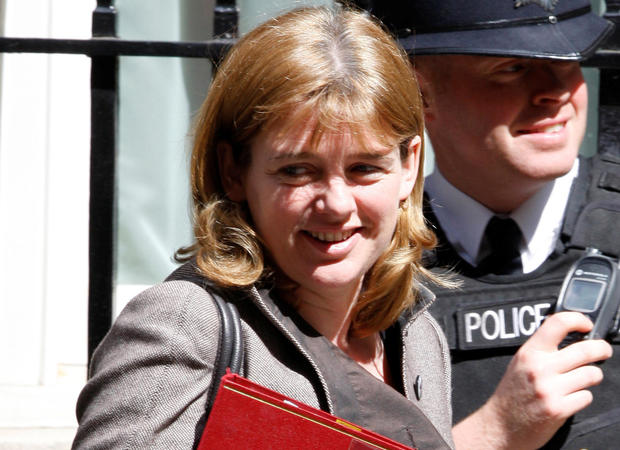 FILE PHOTO: Britain's Transport Secretary Ruth May Kelly leaves Downing Street