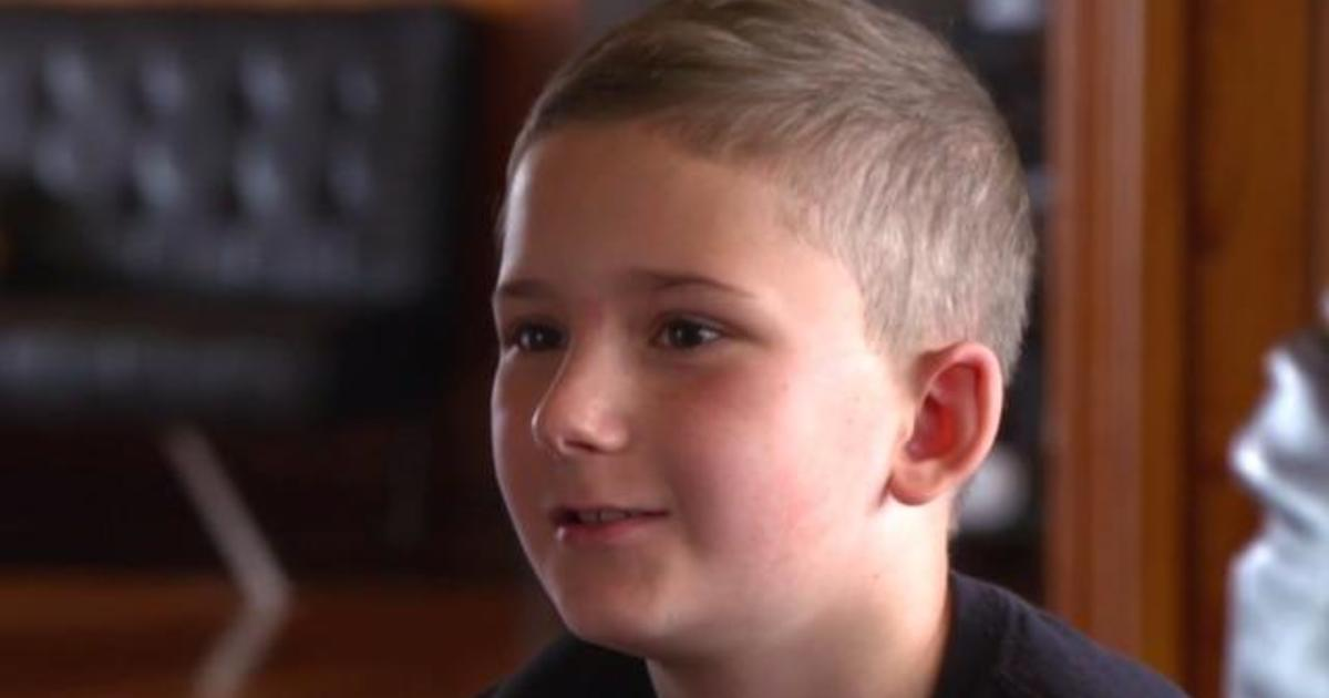 9-year-old Florida boy inspires community to adopt older pets
