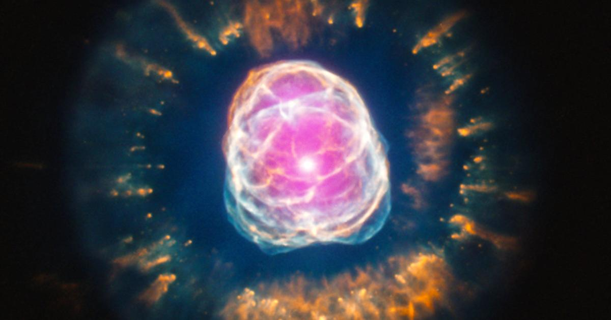 """NASA drops """"insensitive"""" nicknames for cosmic objects – CBS News"""