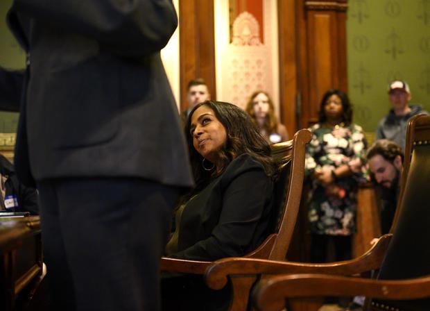 Kamala Harris's sister and adviser Maya Harris