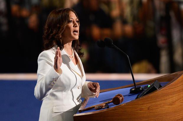 Kamala Harris - 2012 Democratic National Convention