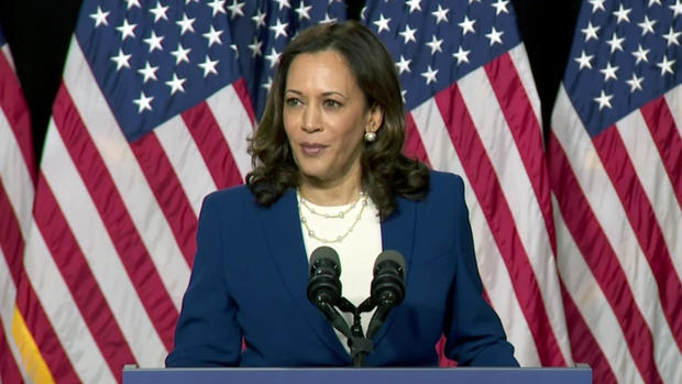 india Crash course on Kamala Harris