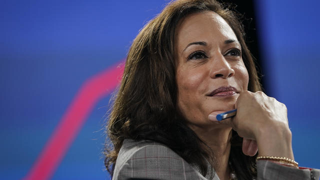 Presidential Candidate Joe Biden And Running Mate Kamala Harris Get Briefed On Coronavirus
