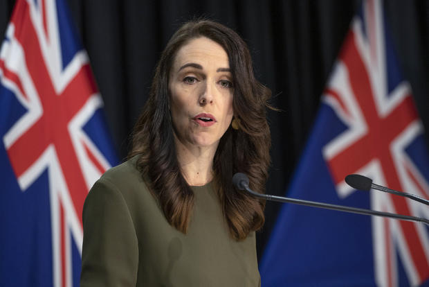 Virus Outbreak New-Zealand Election