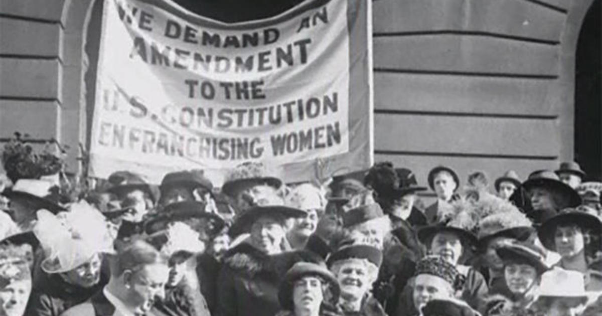 A century after the ratification of the 19th Amendment, the fight for women's suffrage continues