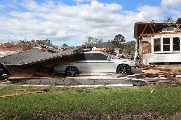 Hurricane Laura blasts through Texas and Louisiana