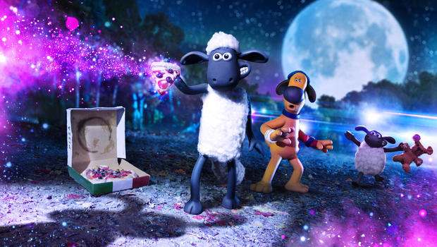 "(TIE) 30. ""A Shaun the Sheep Movie: Farmageddon"" (Metascore: 79)"