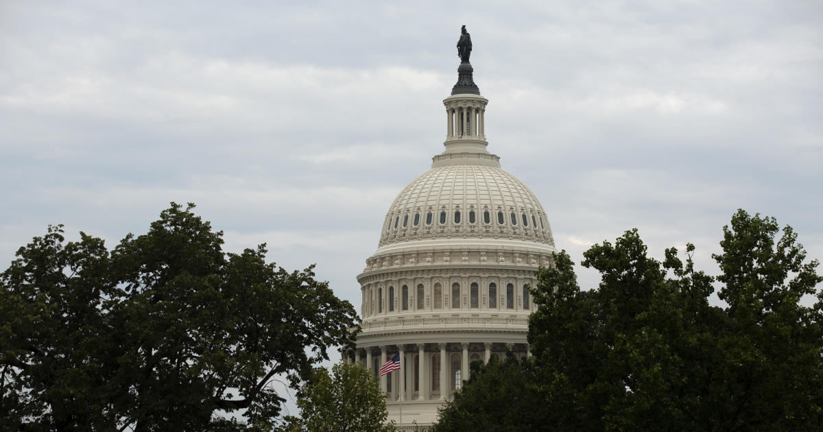House passes continuing resolution to avoid a shutdown