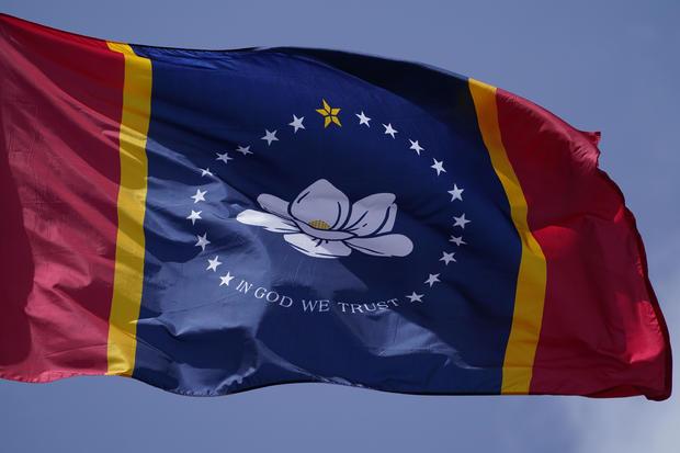 Racial Injustice Mississippi Flag