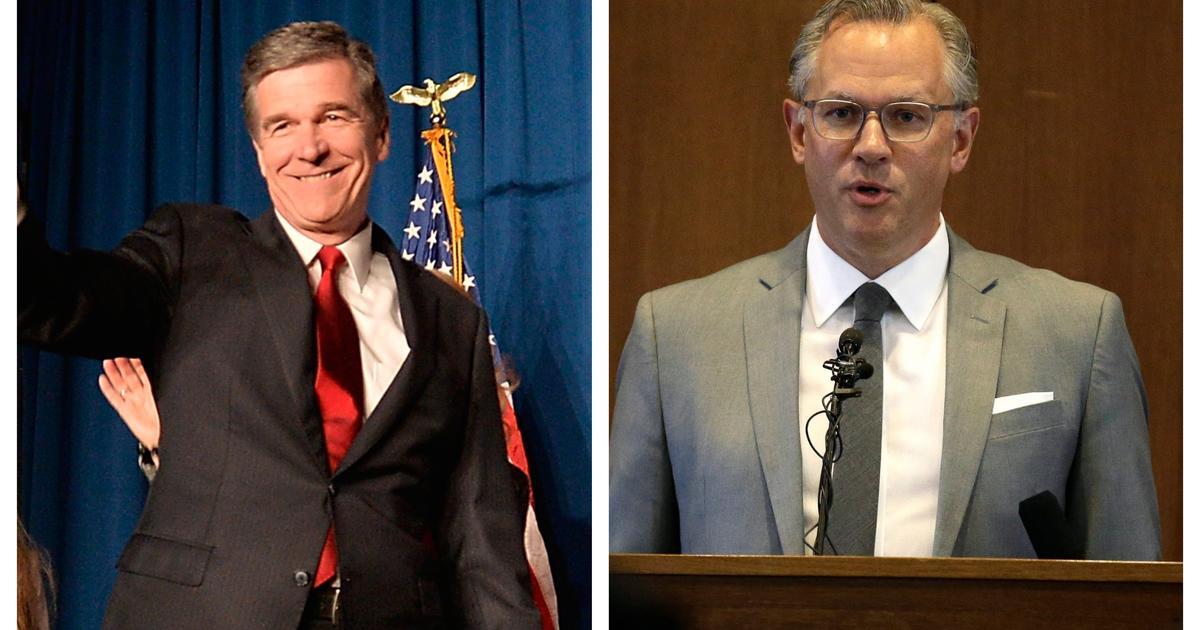 North Carolina's governor race enters the homestretch