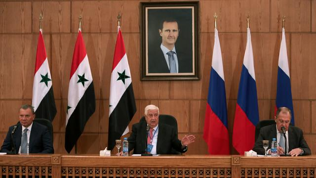 SYRIA-RUSSIA-CONFLICT-DIPLOMACY