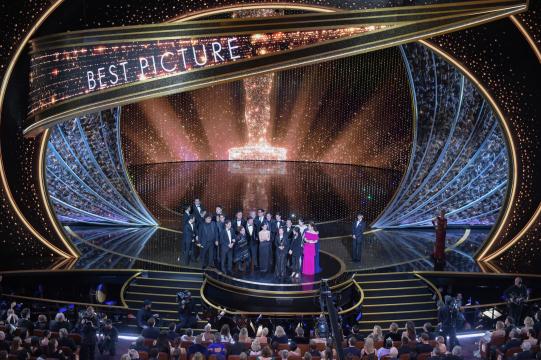 US-ENTERTAINMENT-FILM-OSCARS-SHOW