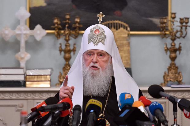 UKRAINE-RUSSIA-CONFLICT-RELIGION-POLITICS